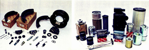 Master cylinder dan Filter