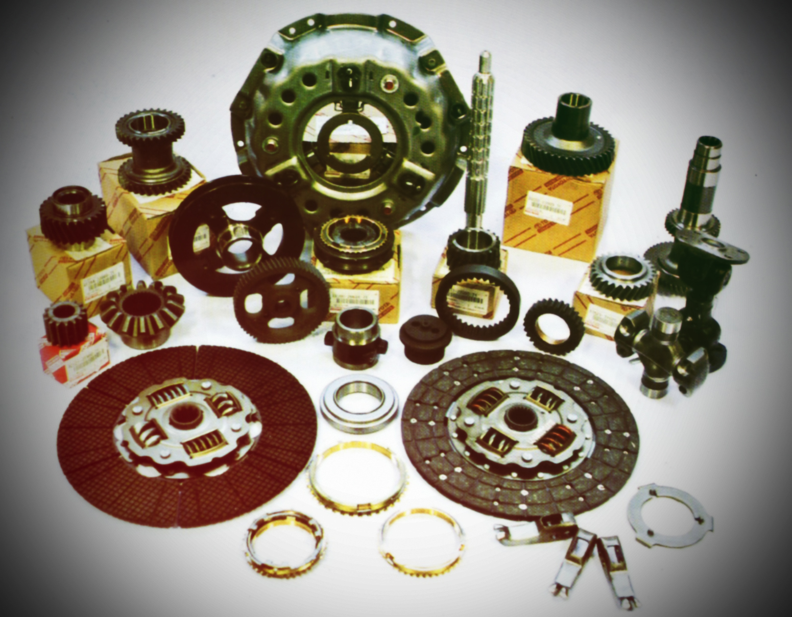 spare part forklift toyota
