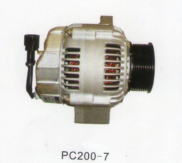 ALTERNATOR EXCAVATOR KOMATSU PC 200-7