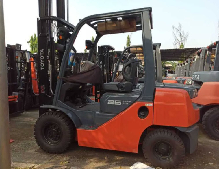 Forklift Toyota Indonesia