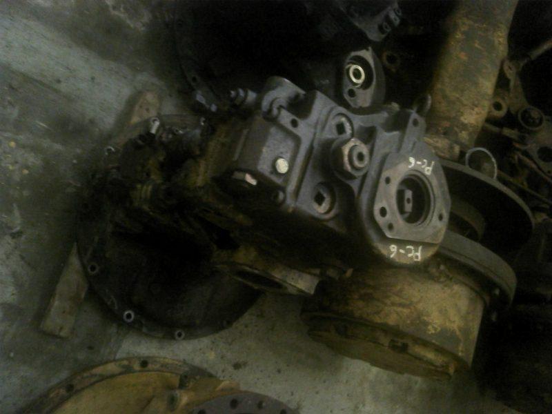 Pompa Hidrolik (Hidraulic Pump) Toyota 8FD25 atau 8FD30