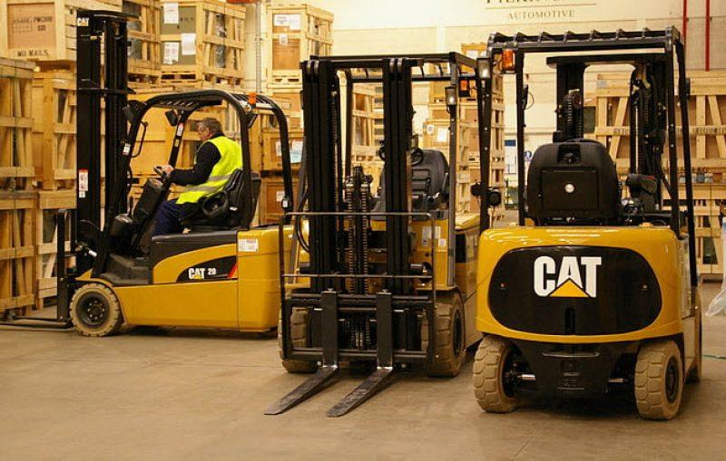 Caterpillar Forklift, Jenis Forklift Catepillar di Indonesia