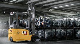 Forklift Caterpillar