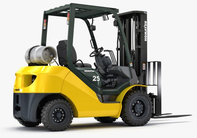 Ketahui Forklift Komatsu Terbaik dan Berkualitas di Indonesia