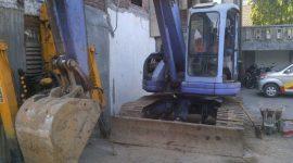 Mini Excavator Komatsu PC75 th 2004