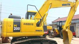 Pc200 Alat berat Excavator