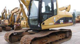 EXCAVATOR cat 320 C