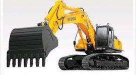 spare part excavator